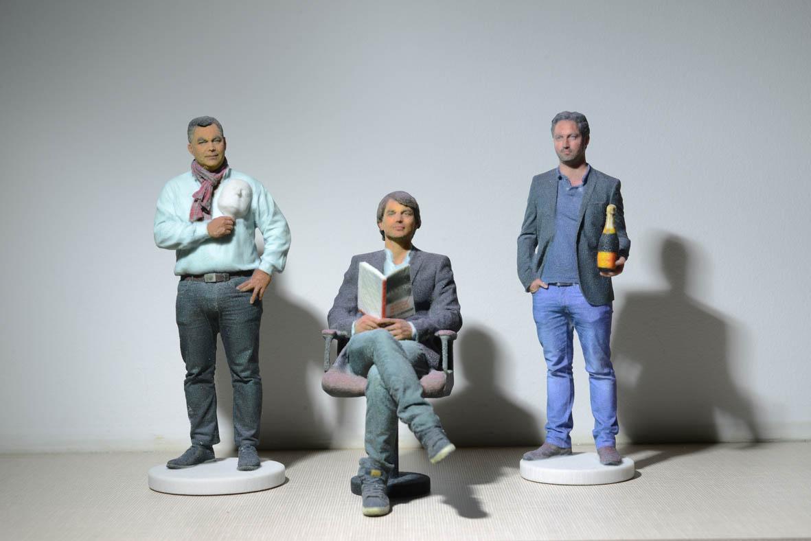 objet impression 3d figurine
