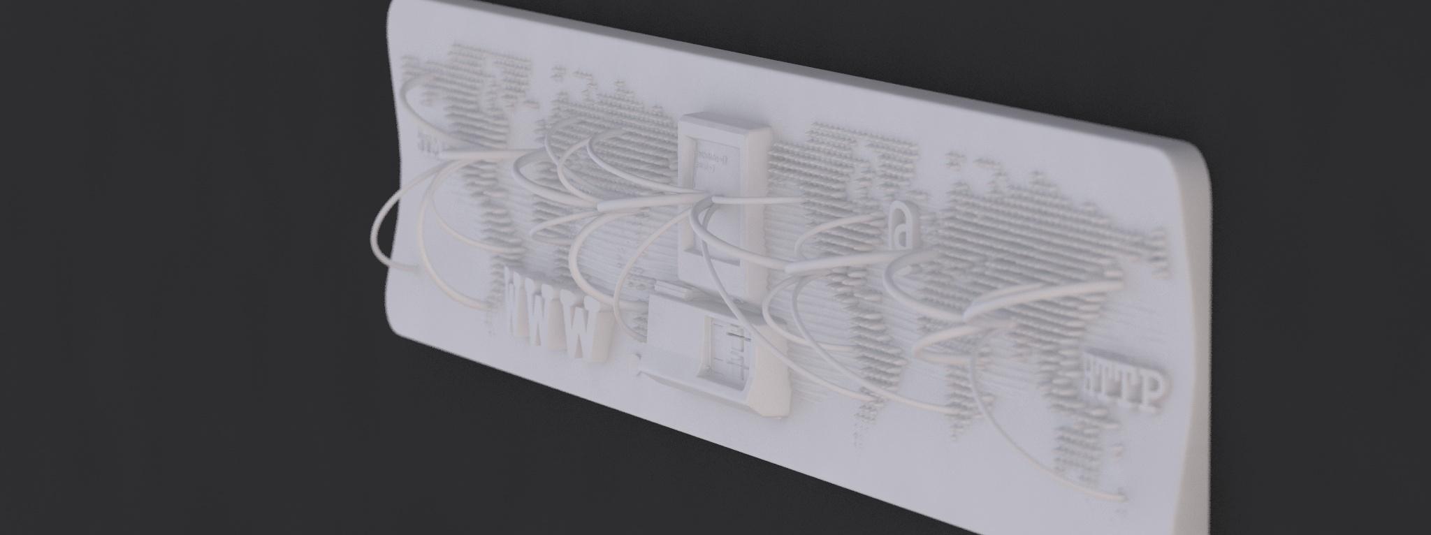 objet impression 3d luminaire précision