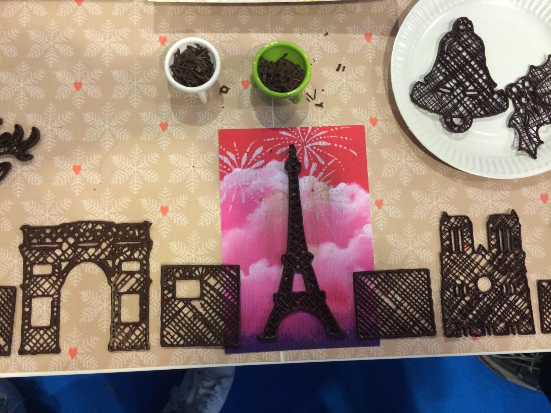 imprimante 3D chocolat ChocEdge