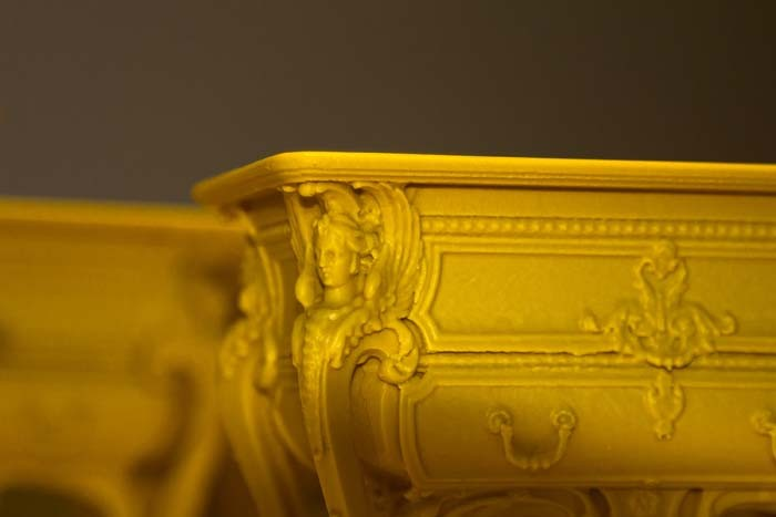 Commode pop pour le château de Versailles
