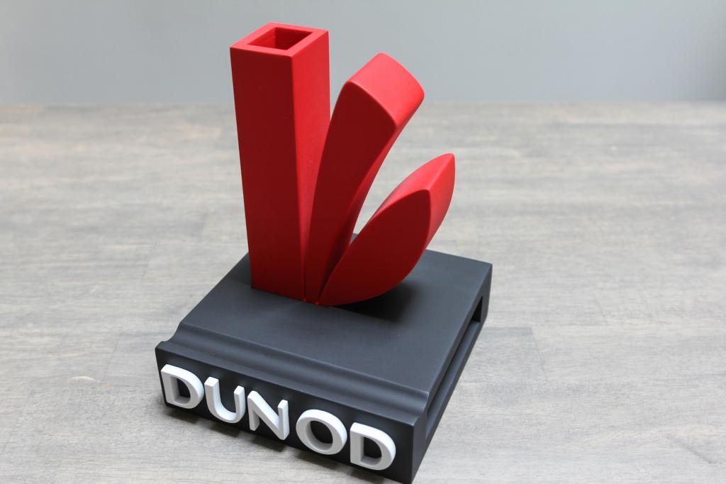 Pot à crayon imprimé en 3D par Fabulous