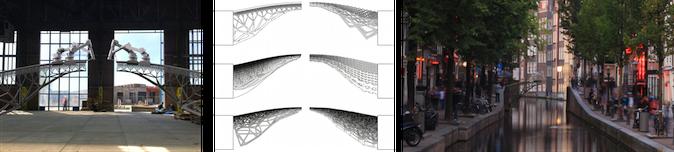 Pont en impression 3D métal