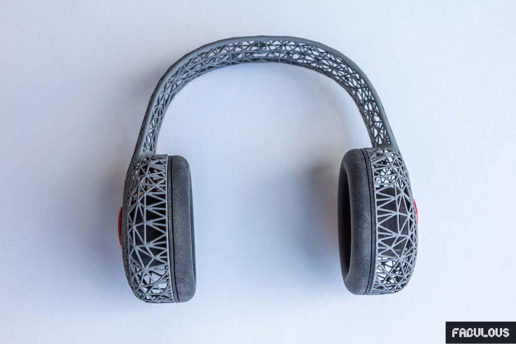Carlin - Fabulous - Casque - Imprimerie 3D - 3D Printing - Design - Luxe - Projet