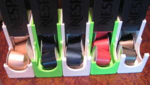 Nespresso Capsule Holder - Impression 3D - Thingiverse
