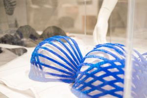 Le soutien-gorge de la marque Mesh (top page : le bikini N12 de Continuum Fashion)
